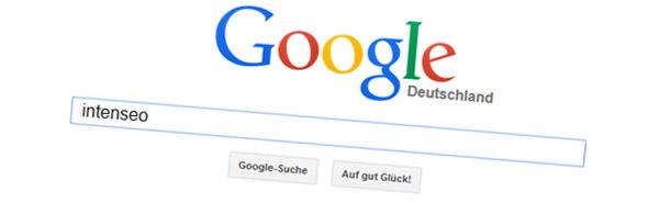SERP - Google Optimierung (intenSEO Suchmaschinenoptimierungsservice)