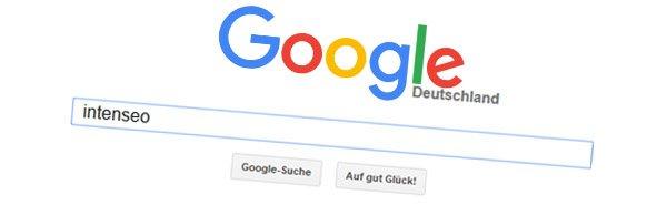 Google Suchmaschinenoptimierung: SEO lernen mit intenSEO