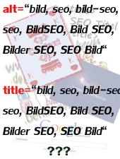 Bilder für Google optimieren (Bilder SEO)