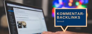 blogkommentare als backlinks