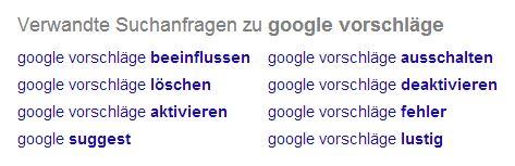 googles-verwandte-vorschläge