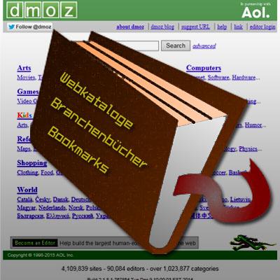 Webkataloge und Directories