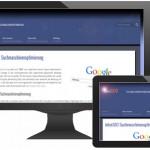 mobile Weiterleitung oder responsive design - mobile seo