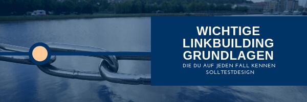 grundlagen linkbuilding