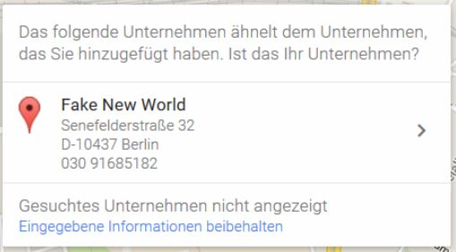 ahnlicher-maps-eintag-gefunden