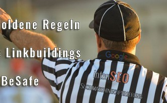SEO Linkbuilding Strategie Regeln