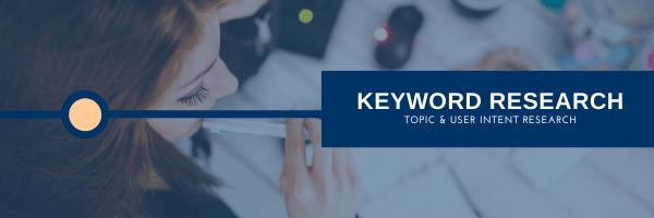 Keywordrecherche - User intent