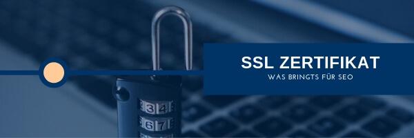 SSL HTTPS SEO