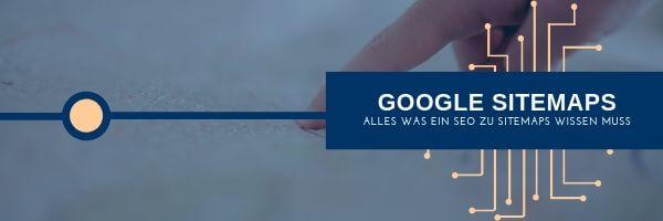 Fingerzeig auf Google Sitemaps und SEO