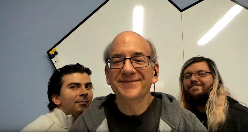 Martin und Gary German Google Hangout Bomb
