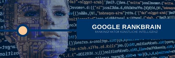 Google Rankbrain - KI/AI