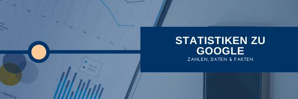 Statistiken zu Google - ZDF