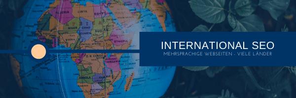 international seo - Länder und Sprachen